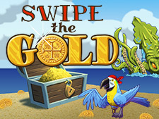Swipe the Gold